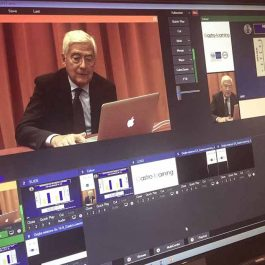 Stravideo realizza il live streaming per Gastrolearning